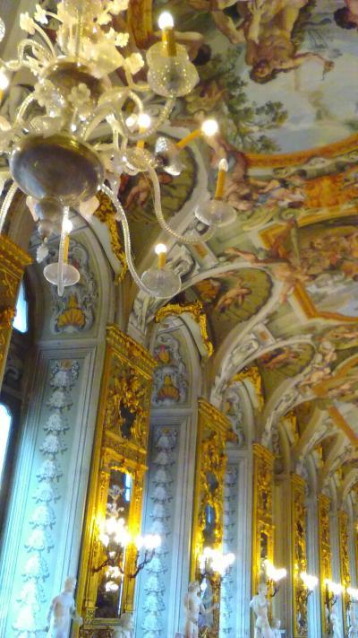 美しき村とロマネスク教会をたずねて(ウンブリア・トスカーナ・マルケ) [10]ローマ カラヴァッジョの黒い翼の天使に逢いに