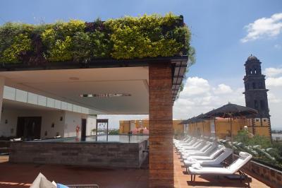 【プエブラ】天使の街一人旅 プエブラ初の5つ星ホテルRosewood Puebla