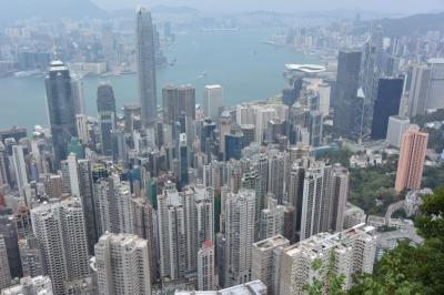 2018年GWの香港。(5日目)