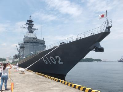 横須賀・横浜で船づくしの日 試験艦あすか乗船~工作船見学