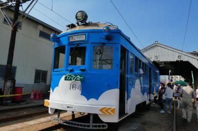 路面電車まつり@阪堺線