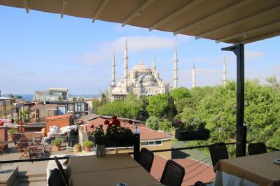2018G.Wは4カ国ホッピング~まずはイスタンブール♪♪~