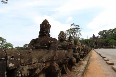 カンボジアひとり旅 その1@Siem Reap