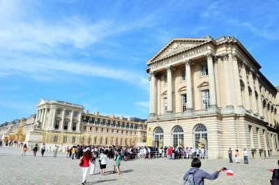 ヨーロッパ新婚旅行(その2)《ヴェルサイユ宮殿編》