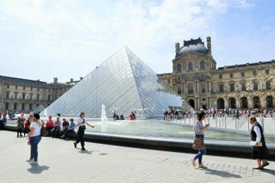 ヨーロッパ新婚旅行(その4)《ルーヴル美術館編》
