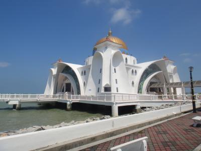 アジアとイスラム文化が融合する国マレーシア周遊阪急交通社70周年企画に参加しました。