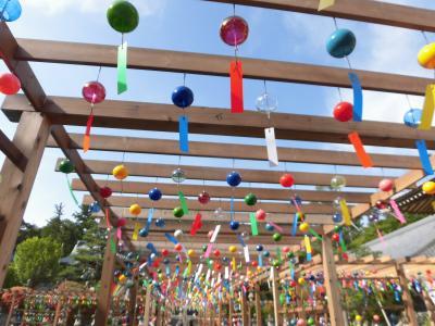 遠州三山 風鈴祭り