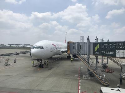 久々ヨーロッパ、初ウィーンひとり旅!①日本からウィーンへ