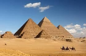 神話の国ギリシャ・エーゲ海クルーズと悠久のエジプト3大ピラミッド7日間