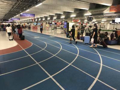 初めての成田空港 第3ターミナル
