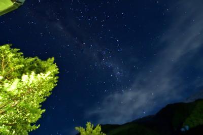 マウントクックで初めての星空撮影に挑戦。