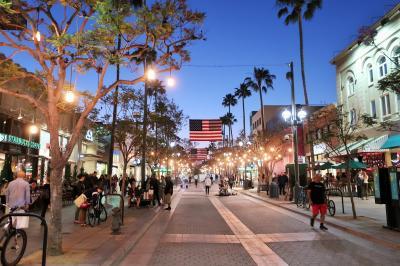 【2018海外】土日でロサンゼルスへ行ってみた。~サンタモニカ & LAX飛行機 & オマケのバンクーバー~