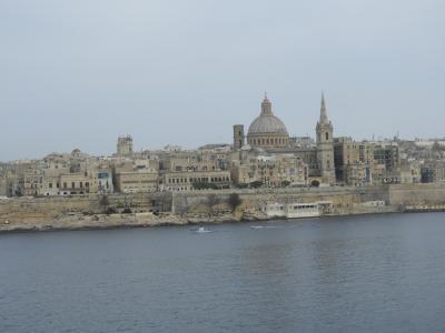 マルタ島 悠久の歴史を訪ね一人旅 ①