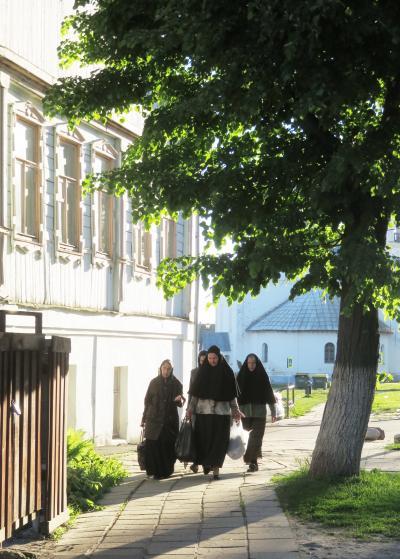 Russia ロシアを楽しむ(6/12)         スーズダリの教会とカーメンカ川クルーズ
