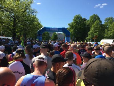 5月ベストシーズン!初夏の北欧4カ国とエストニア13日間(2)2度目のヘルシンキ!サウナ付きアパートメント・午後3時スタートのヘルシンキマラソン!