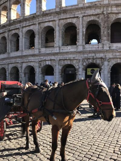 ローマで年越し☆④