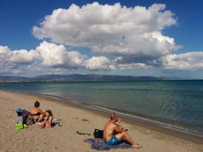 6月のヨーロッパ ④ サルデーニャ島 カリアリ、オルビア