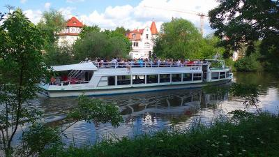 ドイツ大周遊(47) バンベルクの観光 上巻。