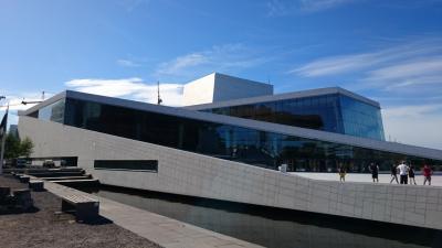 6月のノルウェーおばさん一人旅3 オスロ③2つの彫刻公園にムンク美術館