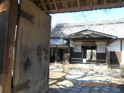 高遠城と伊奈駅周辺を散策