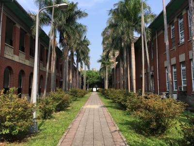 かーちゃん ひとり旅 3日目(旧台北高等商業学校、台北植物園)