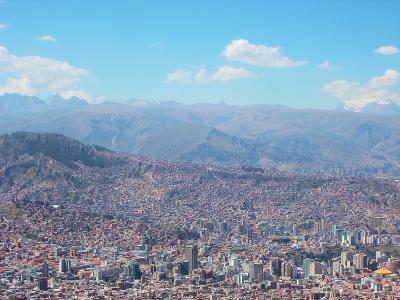 2016 GW ボリビア、ペルー旅③ ラパスを歩きまくるの巻