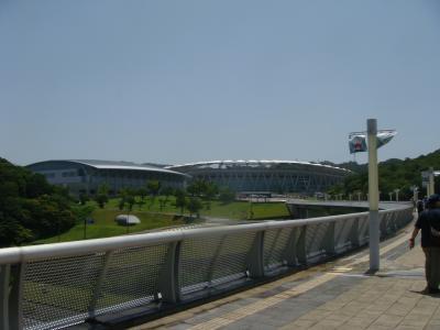 エコパスタジアムから法多山へ歩け歩け