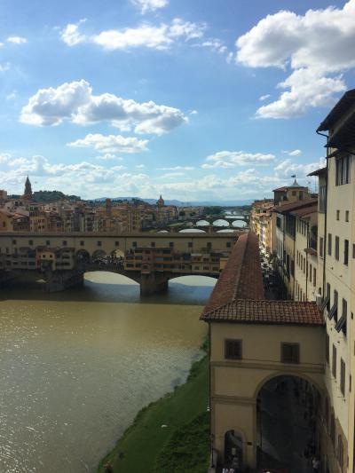 世界遺産の旅 イタリアNO3 フィレンツエ初日
