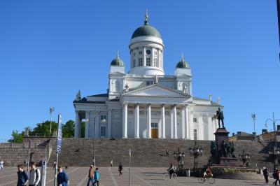 ヘルシンキで半日!!【北欧4カ国とエストニア13日間(4)】