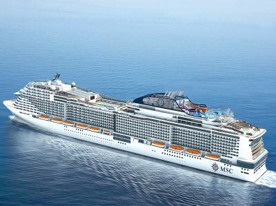 MSCメラビリアで航く美しき南仏と地中海クルーズ12日間
