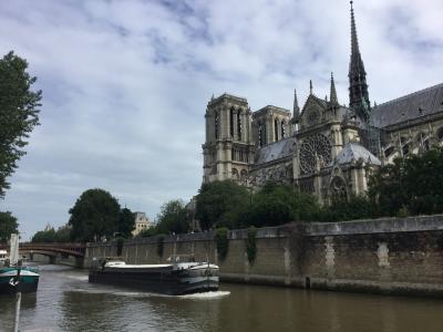 初夏のパリ  2018