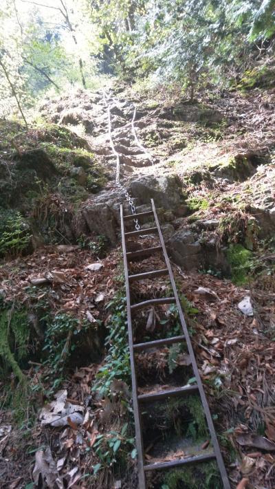 石裂山(鹿沼)