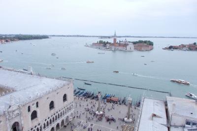 2018.05 GWに巡るイタリア三都物語(11)ヴァポレットで巡る水の都・ジュデッカ島を歩き、サンマルコ広場を観光