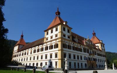 2017夏オーストリアとバイエルンの旅01:グラーツ