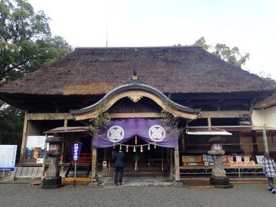 九州縦断旅(13)人吉・国宝青井阿蘇神社~JR九州の駅から観タクンを利用して