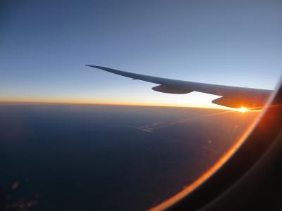 AAが簡単にキャンセル 快適JALのあと AAの洗礼(T_T;) その1:到着