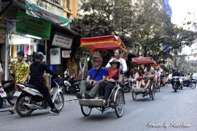 ベトナム最北の地を巡って(1) ~ ディエンビエンフーへ ~