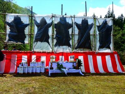 猫探し【山形(小玉川熊祭り・Kotamagawa Bear Festival in Oguni town)編】