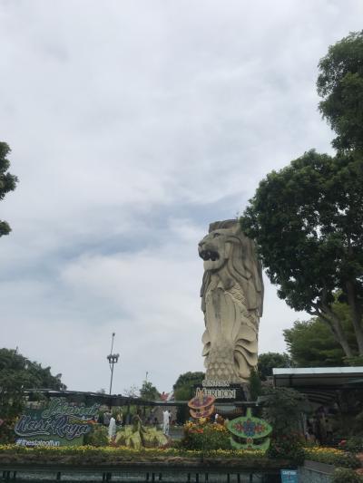 食と観光を楽しむシンガポール