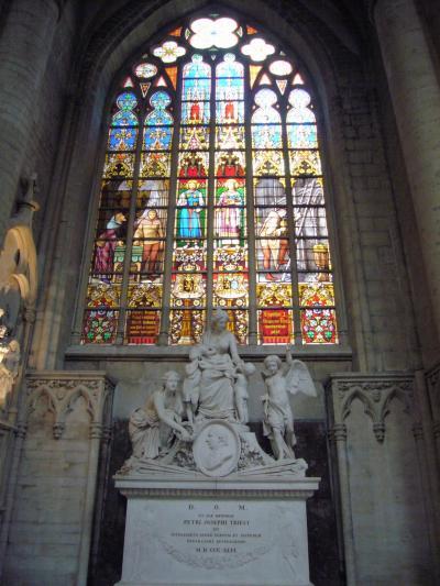 2010春【ブリュッセル】サンミッシェル大聖堂
