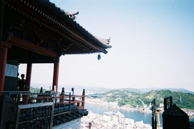 広島出張その3フォトジェニックな尾道を満喫絶品尾道醤油ラーメンを食し最後は温泉で湯ったり