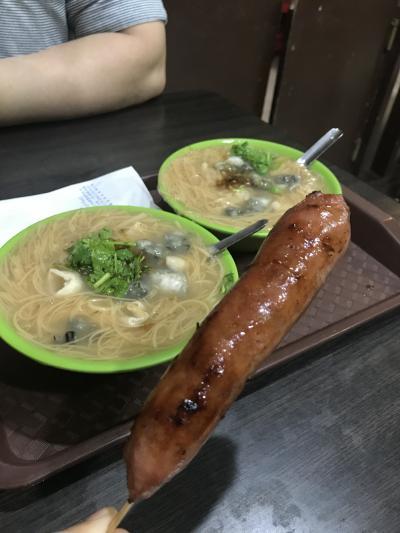 2018年台湾の旅 ひたすら食べ歩く台北・淡水 2