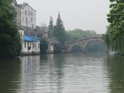20年ぶりの上海へ(3日目は蘇州へ)