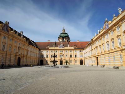 オーストリア旅行記2 ~ウィーンからエクスカーション、メルク修道院