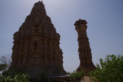 2018年6月16日後半ラマザン休暇 コタ、ジャルワールとチットールガル旅行(チットールガル城見学完結編)