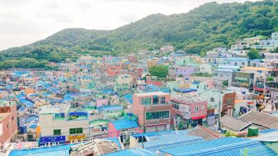 思い立って釜山へgo!2泊3日女子旅①