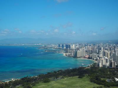 15年ぶり!?ハワイはやっぱり楽園でした~ダイヤモンドヘッド初登頂!⑥