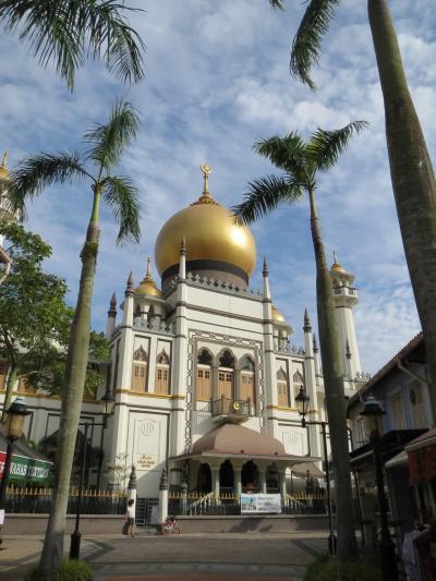 18年6月 シンガポール滞在18時間で何したの?