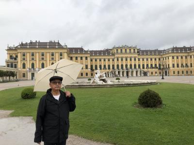 【ウィーン逍遥5】シェーンブルンと市内観光、ウィーンの森ツアー