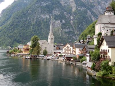 シニアWカップル・オーストリアのんびり旅・旅の概要